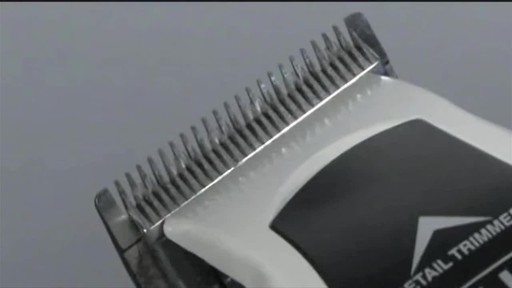 Wahl Clip 'N Trim Haircutting Kit - image 9 from the video