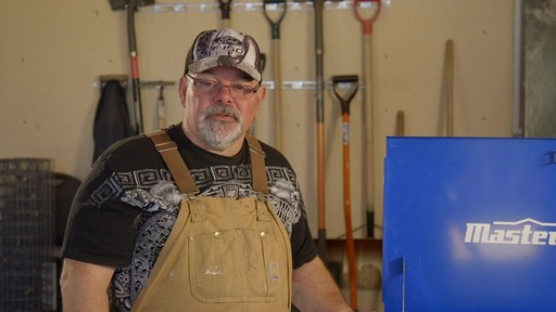 Mastercraft 4-Drawer Mechanics Cart - Lawrence's Testimonial - image 10 from the video