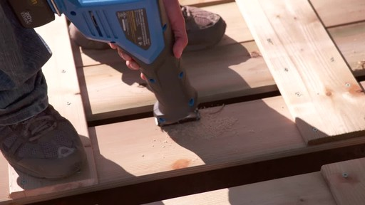 Mastercraft 20V Max Reciprocal Saw - image 1 from the video