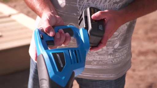 Mastercraft 20V Max Reciprocal Saw - image 9 from the video