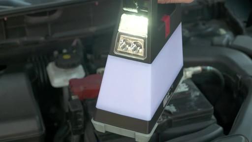 MotoMaster Eliminator Multi-Use Pylon Light - image 5 from the video