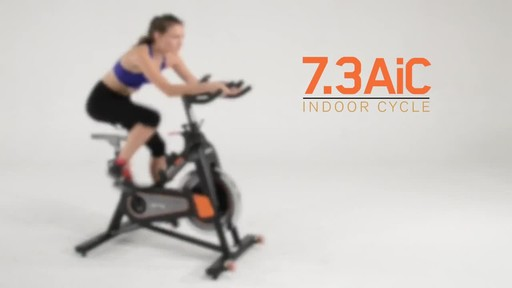 AFG 7.3IC Indoor Cycle - image 9 from the video