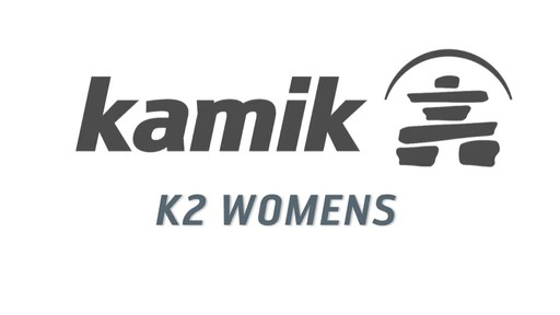 Women's Kamik K2 Winter Boot - image 1 from the video