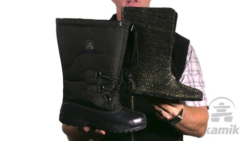 Women's Kamik K2 Winter Boot - image 5 from the video