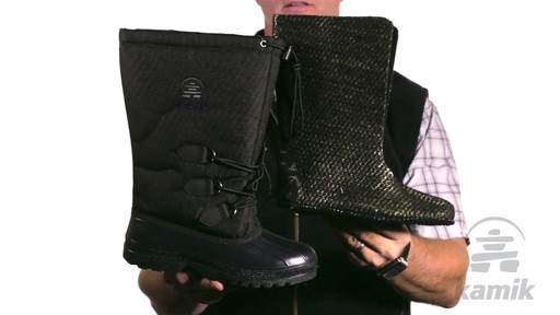 Women's Kamik K2 Winter Boot - image 6 from the video