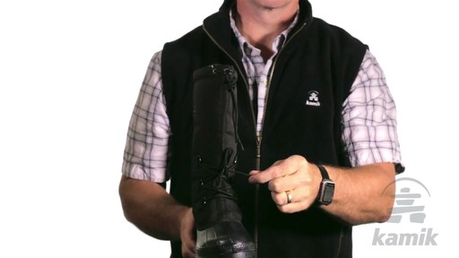 Women's Kamik K2 Winter Boot - image 7 from the video