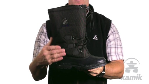 Women's Kamik K2 Winter Boot - image 9 from the video