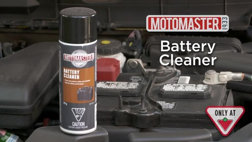 MotoMaster Battery Cleaner - image 10 from the video