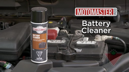 MotoMaster Battery Cleaner - image 2 from the video