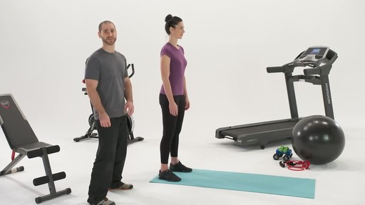Multi Joint Exercise - Fitness Tips from Canadian Tire - image 1 from the video