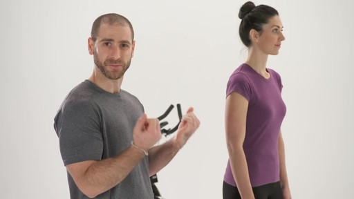 Multi Joint Exercise - Fitness Tips from Canadian Tire - image 4 from the video