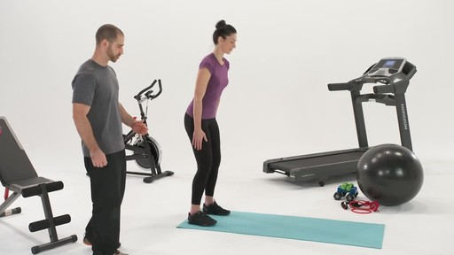 Multi Joint Exercise - Fitness Tips from Canadian Tire - image 7 from the video
