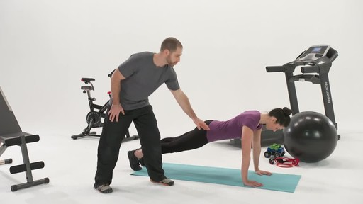 Multi Joint Exercise - Fitness Tips from Canadian Tire - image 8 from the video