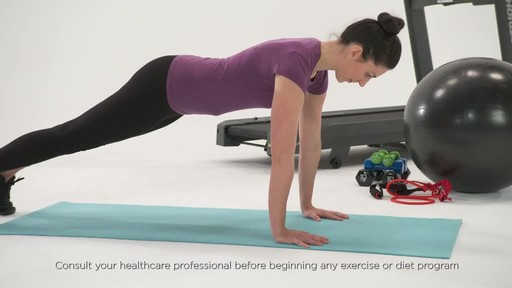 Multi Joint Exercise - Fitness Tips from Canadian Tire - image 9 from the video