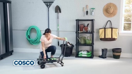Shifter 2-in-1 Mini Hand Truck and Cart - image 2 from the video