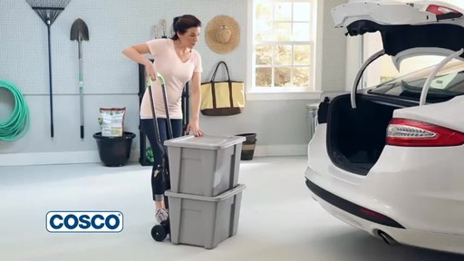Shifter 2-in-1 Mini Hand Truck and Cart - image 4 from the video