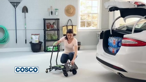 Shifter 2-in-1 Mini Hand Truck and Cart - image 8 from the video