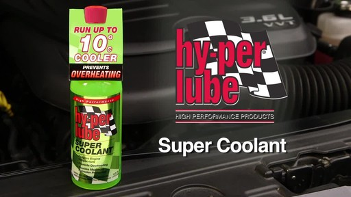 Hy-Per Lube Super Coolant  - image 10 from the video