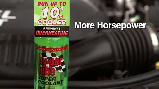 Hy-Per Lube Super Coolant  - image 8 from the video