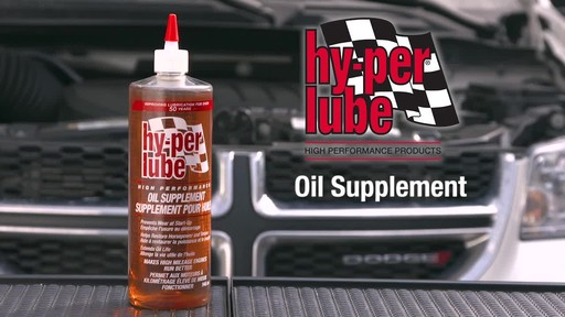 Hy-Per Lube High Performance Oil Supplement - image 1 from the video