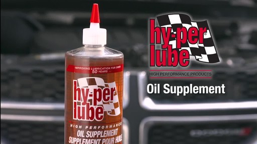 Hy-Per Lube High Performance Oil Supplement - image 10 from the video