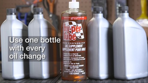 Hy-Per Lube High Performance Oil Supplement - image 9 from the video