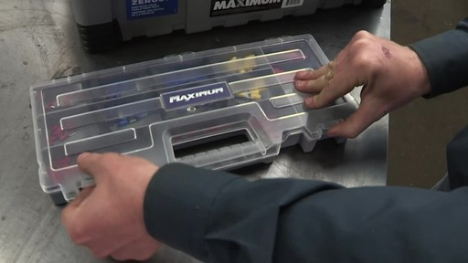MAXIMUM Heavy-Duty Plastic Toolbox - Don's Testimonial - image 4 from the video