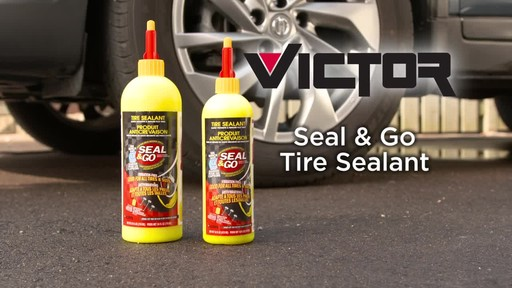 Victor Seal and Go Spray Inflator - image 9 from the video