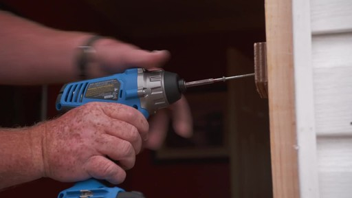 Mastercraft 20V Max 1/4-in Impact Driver - image 3 from the video