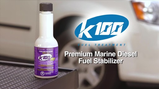 K100 Marine Diesel Fuel Stabilizer - image 1 from the video