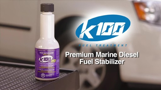 K100 Marine Diesel Fuel Stabilizer - image 10 from the video