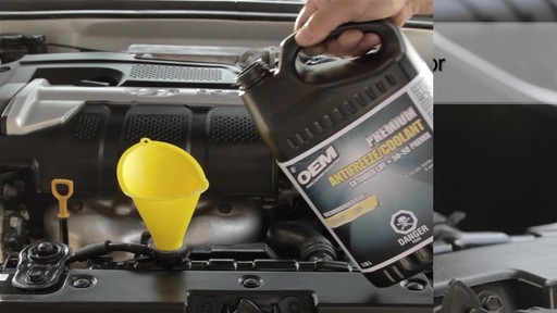 OEM Pre-mixed Coolants - image 5 from the video