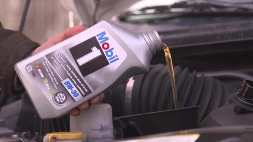 Mobil 1 Synthetic Motor Oil - image 2 from the video