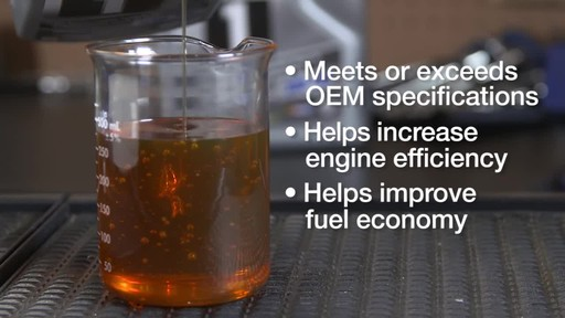 Mobil 1 Synthetic Motor Oil - image 6 from the video
