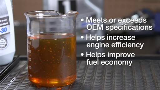 Mobil 1 Synthetic Motor Oil - image 7 from the video