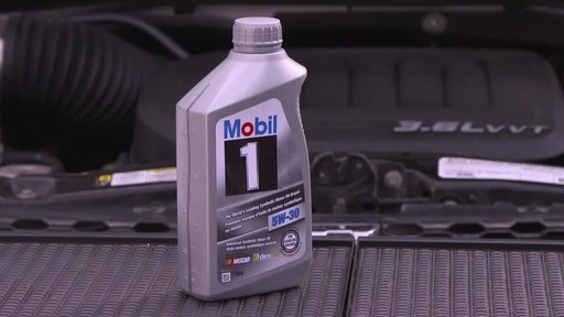 Mobil 1 Synthetic Motor Oil - image 9 from the video