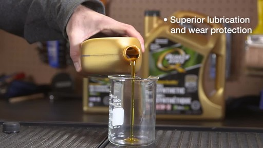 Quaker State Ultimate Durability Synthetic Motor Oil - image 3 from the video