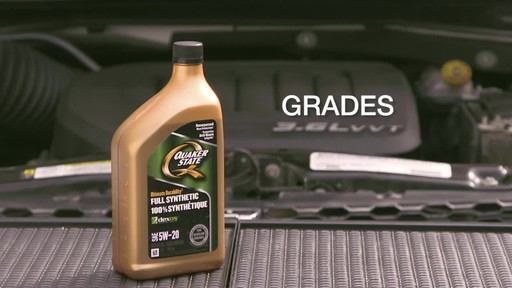 Quaker State Ultimate Durability Synthetic Motor Oil - image 6 from the video