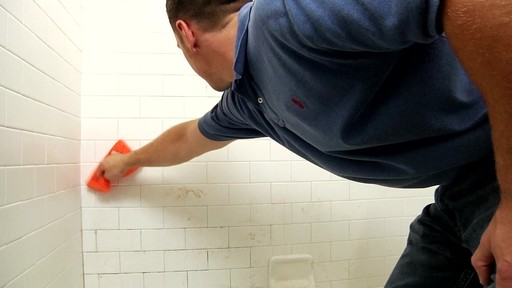 ZEP Commercial Shower, Tub and Tile Cleaner - image 5 from the video