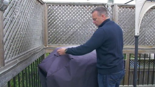 Master Chef BBQ Cover - Scott's Testimonial - image 2 from the video