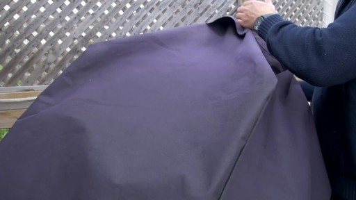 Master Chef BBQ Cover - Scott's Testimonial - image 8 from the video