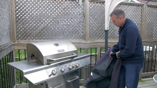 Master Chef BBQ Cover - Scott's Testimonial - image 9 from the video