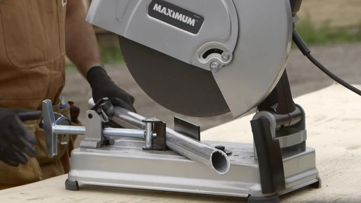 MAXIMUM Chop Saw - image 6 from the video