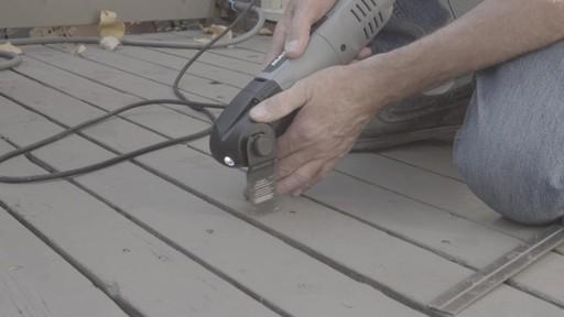 Maximum Oscillating Multi-Tool - John's Testimonial - image 1 from the video