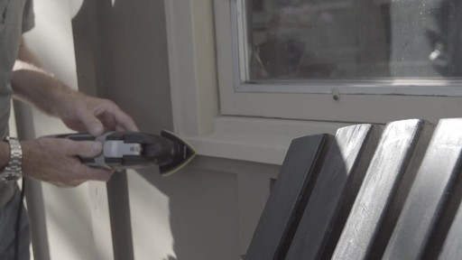 Maximum Oscillating Multi-Tool - John's Testimonial - image 10 from the video
