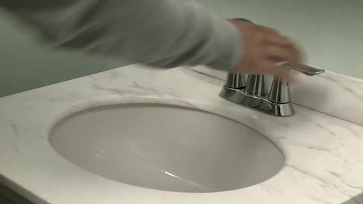 How to Replace a Faucet - image 10 from the video