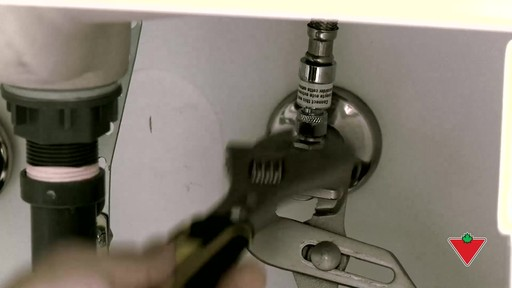 How to Replace a Faucet - image 9 from the video