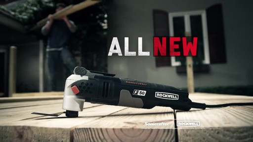 Rockwell 4 Amp Oscillating Multi-Tool - image 8 from the video