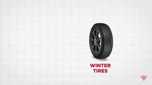 Why avoid driving on winter tires in summer?   - image 2 from the video