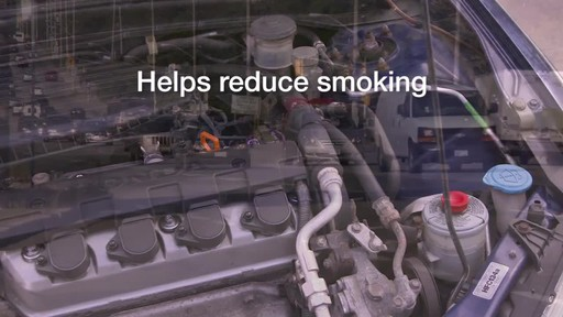 STP High Mileage Oil Treatment - image 7 from the video